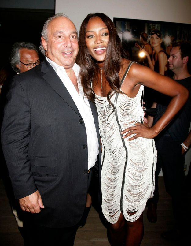 Philip Green : l'empire du mâle