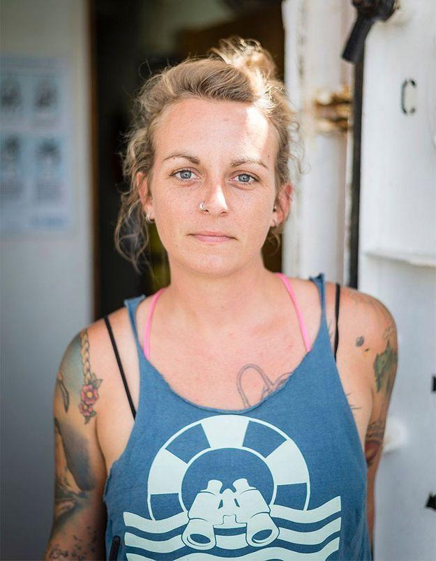 Pia Klemp, la capitaine qui dit non