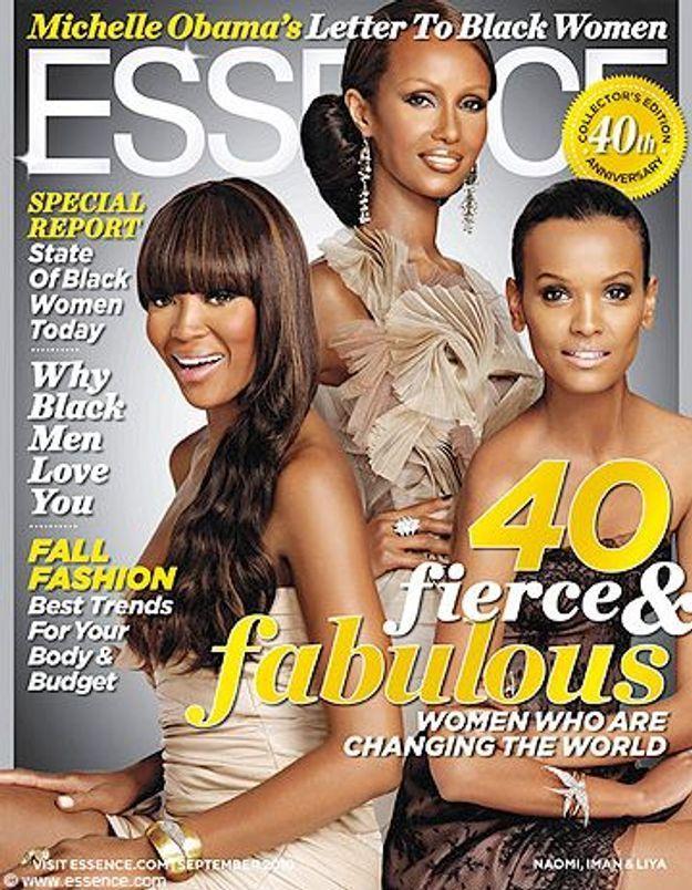 Polémique : une Blanche à la tête d'un magazine pour Noires