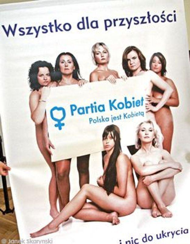 Pologne : Eve lève-toi !