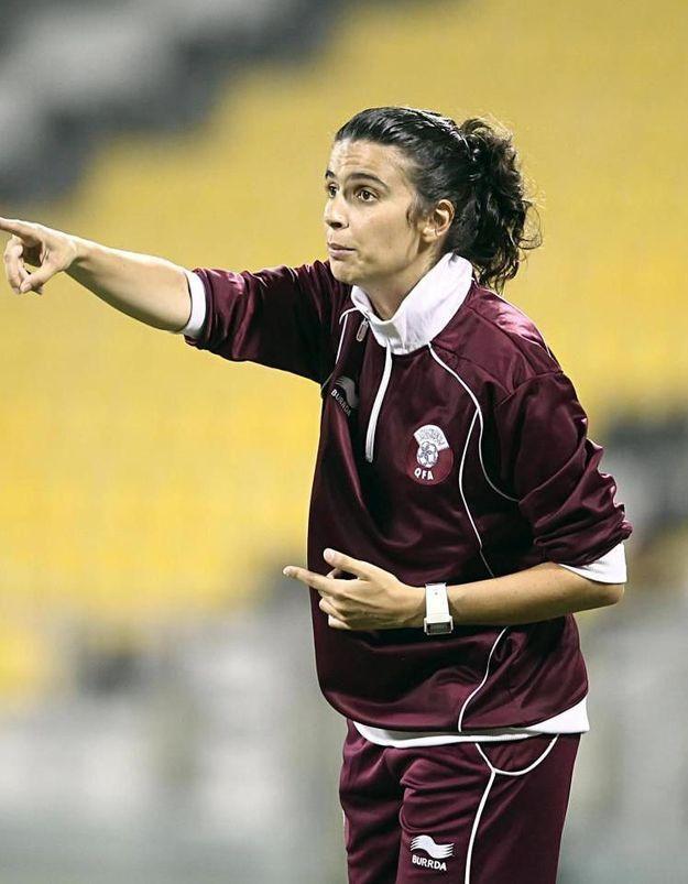 Pour la première fois, une femme entraînera une équipe de foot pro