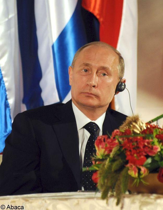 Pour Vladimir Poutine, les Pussy Riot sont antisémites