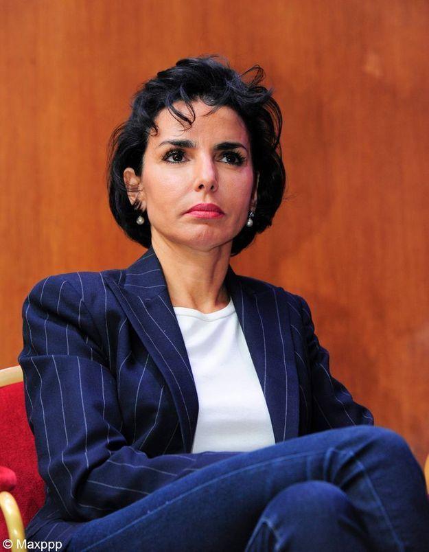 Présidence de l'UMP : Rachida Dati favorable à un référendum