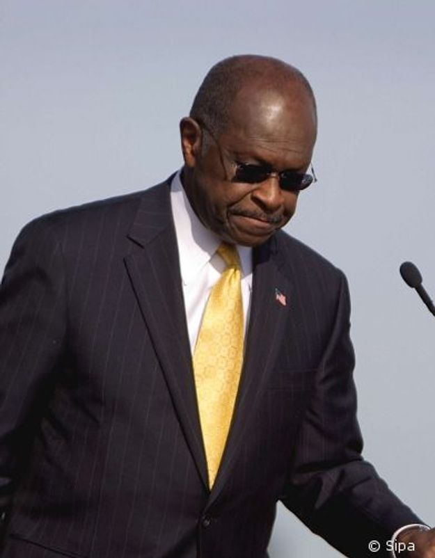 Présidentielle américaine : Herman Cain jette l'éponge