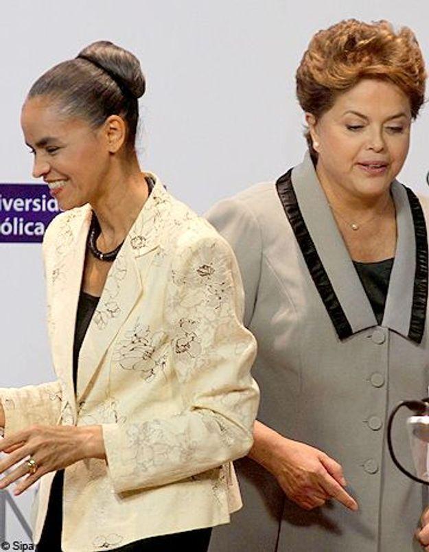 Présidentielle au Brésil : Dilma Rousseff veut s'allier à Marina Silva