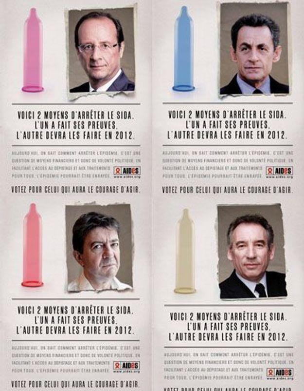Présidentielle : les candidats interpellés « pour en finir avec le sida »
