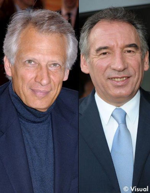 Présidentielle : Pas de ticket Villepin/Bayrou