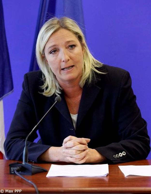 Présidentielles : Marine Le Pen dévoile son programme