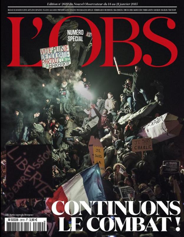 Prêt-à-liker: la marche républicaine façon Delacroix
