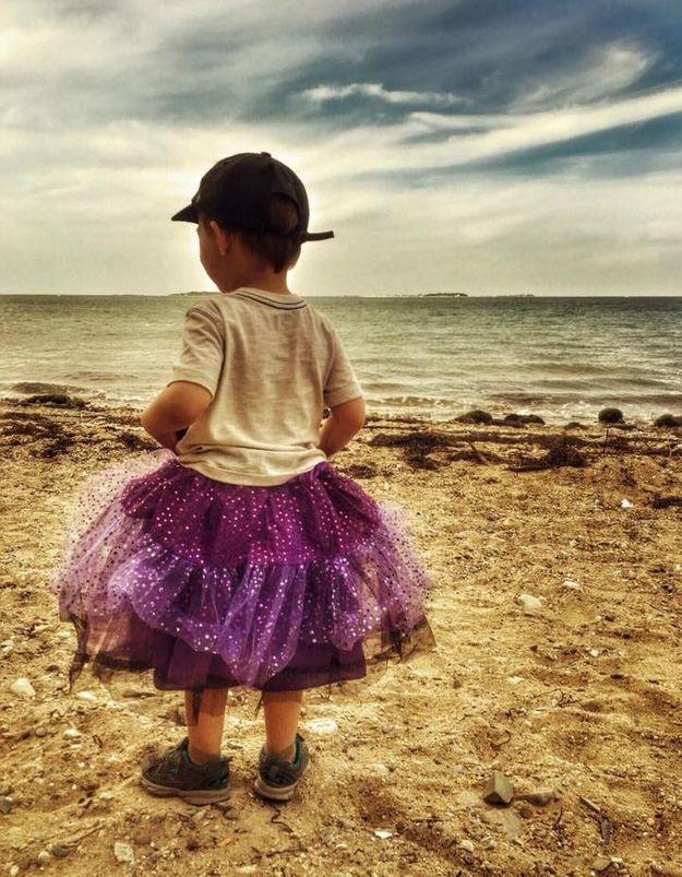 #PrêtàLiker : l'émouvant post de cette mère qui défend son fils en tutu