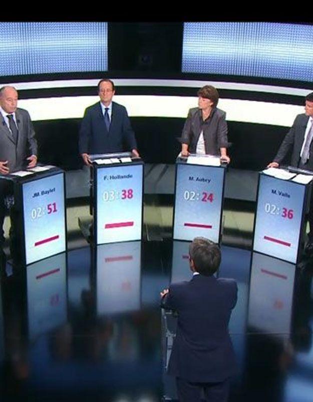 Primaire PS, acte I : l'économie au coeur du débat