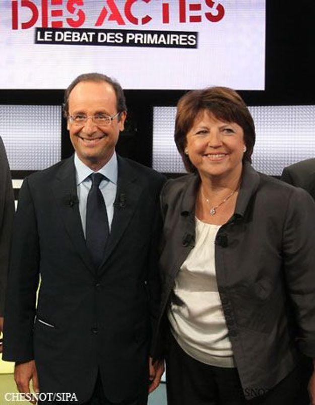 Primaire PS, acte II : le débat sur France2