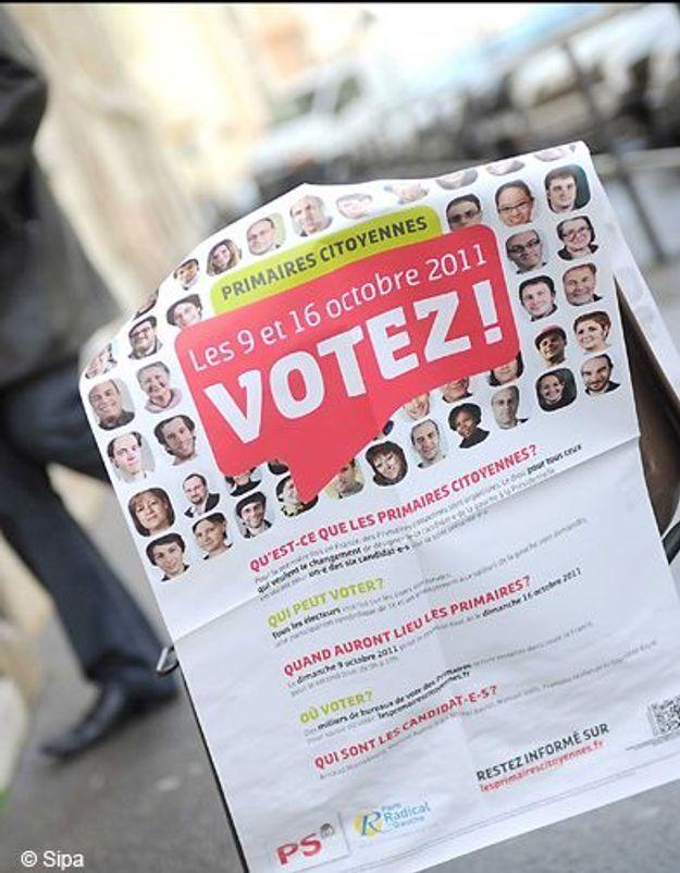 Primaire socialiste : le duel Hollande-Aubry s'annonce serré