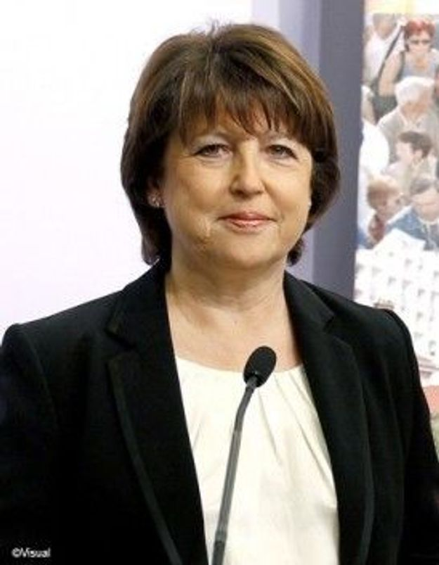 Primaires PS : Martine Aubry maintient sa candidature