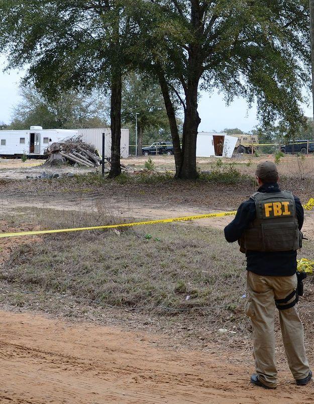 Prise d'otage en Alabama : le ravisseur avait des explosifs