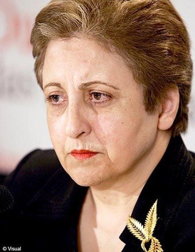 Prix Nobel de la paix : la sœur de Shirin Ebadi arrêtée