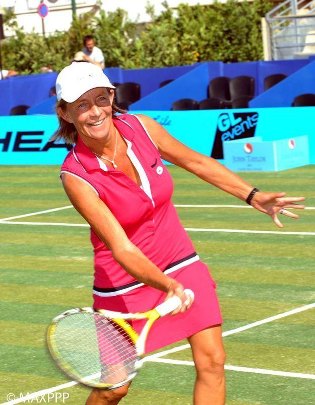 Procès Camaret : la tenniswoman Isabelle Demongeot témoigne