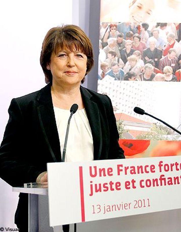 PS : Martine Aubry pense qu'elle va « gagner la primaire »