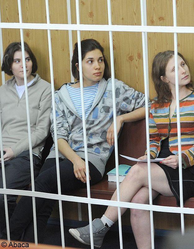 Pussy Riot : le procès en appel reporté