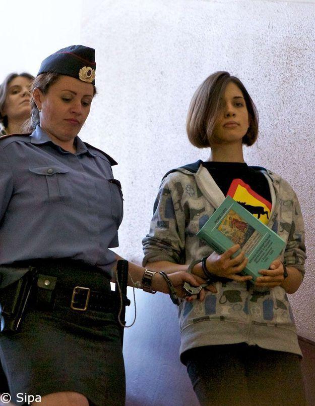 Pussy Riot : Les féministes anti-Poutine auront un procès