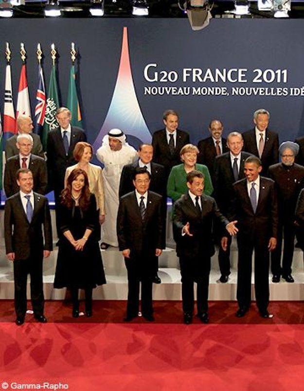 Quand les femmes s'emparent du G20