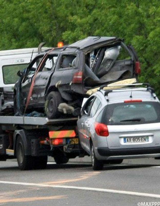 Quatre adolescents périssent dans un accident de voiture
