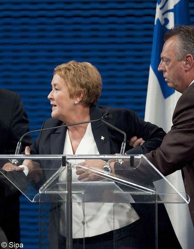 Québec : un attentat lors du discours de la Premier ministre