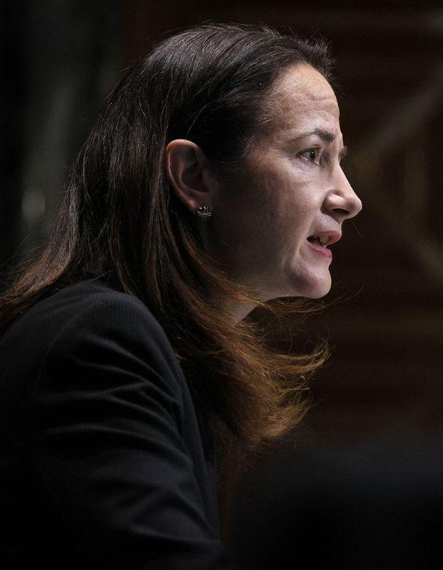 Qui est Avril Haines, la première femme à la tête du renseignement américain ?