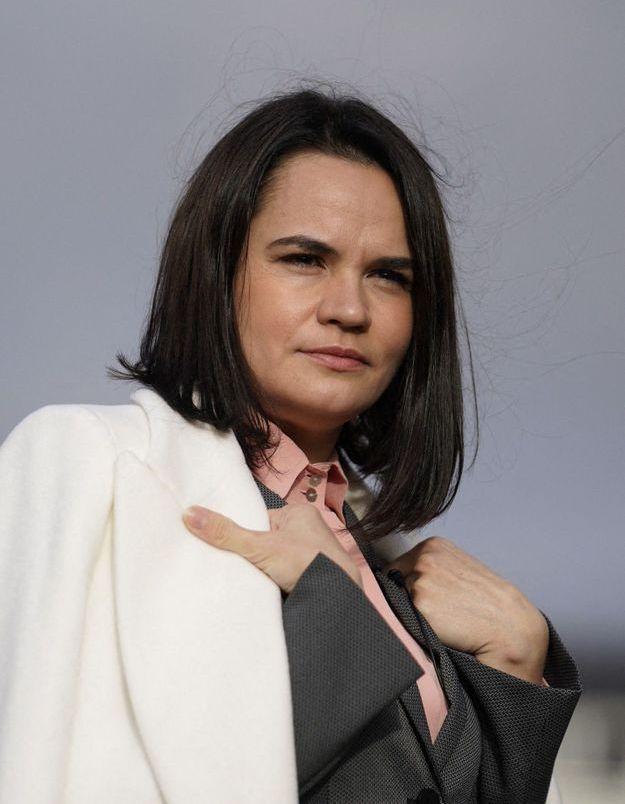 Qui est la militante Svetlana Tikhanovskaïa qui a reçu le prix Sakharov ?