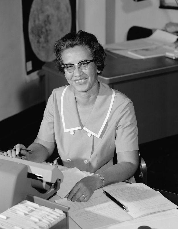 Qui était Katherine Johnson, la première mathématicienne afro-américaine à travailler pour la NASA ?