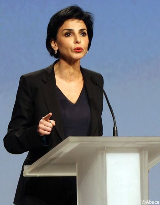 Rachida Dati de nouveau aux côtés de Nicolas Sarkozy