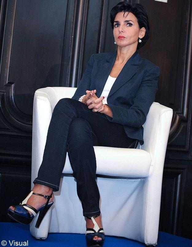 Rachida Dati n'exclut pas un trio de femmes à la tête de l'UMP