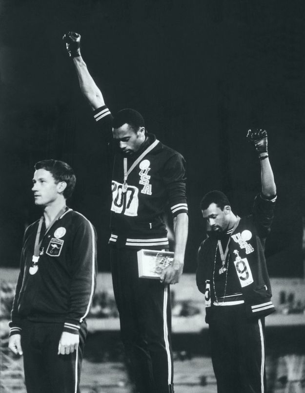 Racisme : des athlètes demandent la révision du règlement des Jeux Olympiques sur la liberté d'expression