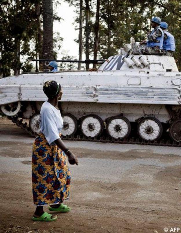 RDC : les soldats de l'Onu indifférents au sort des femmes ?