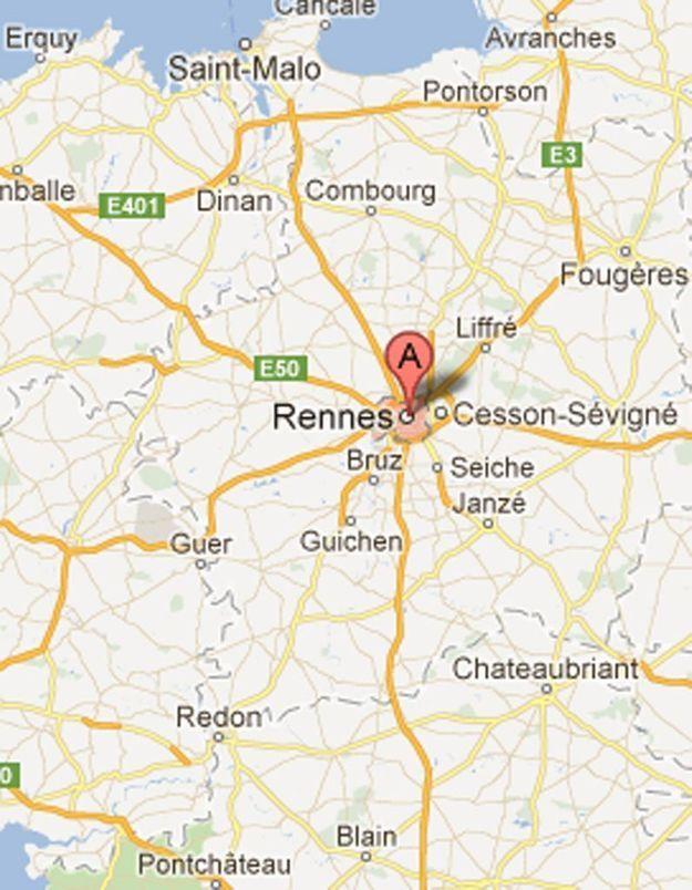 Rennes : il poignarde son fils de deux ans