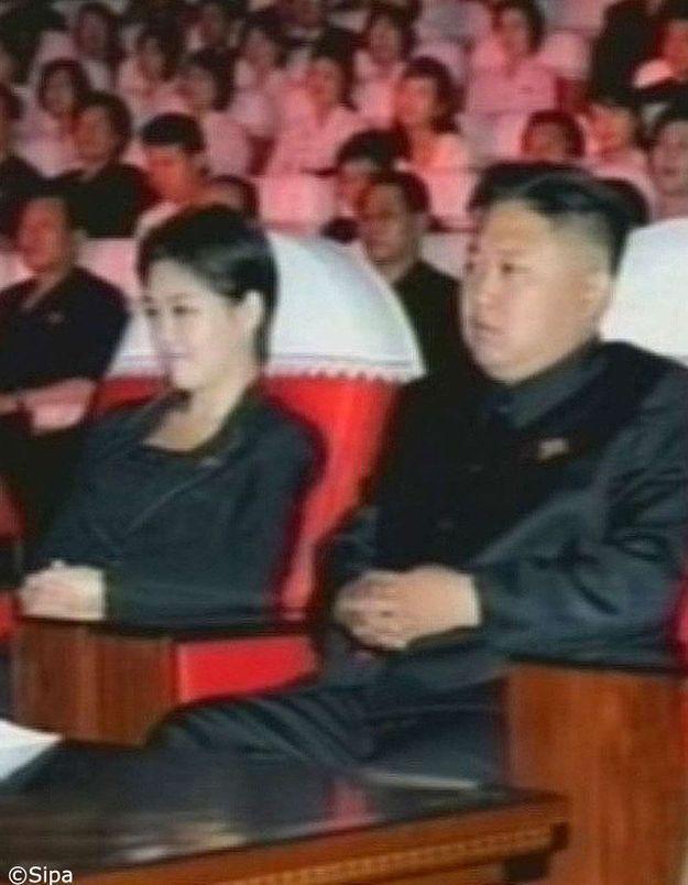 Ri Sol-Ju, nouvelle première dame de Corée du Nord