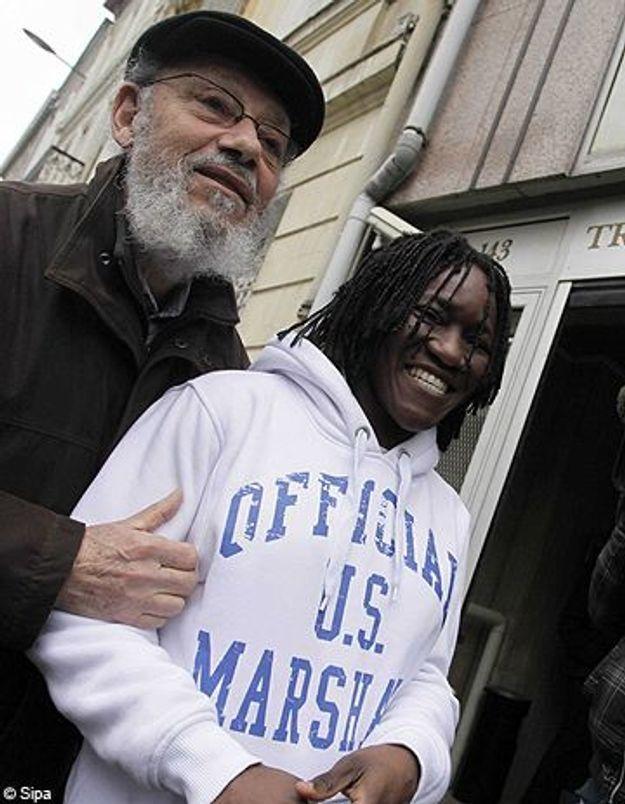 Rigoberte M'Bah, footballeuse, n'est plus expulsable