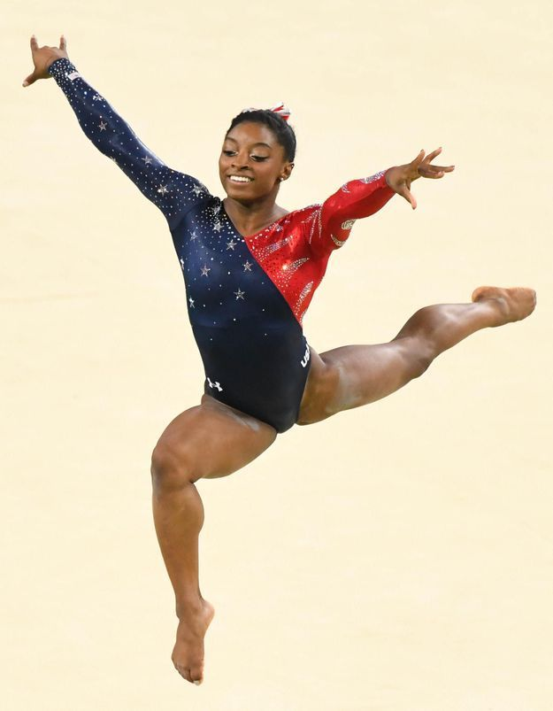 Rio 2016 : Qui est Simone Biles, la star de la gymnastique américaine ?