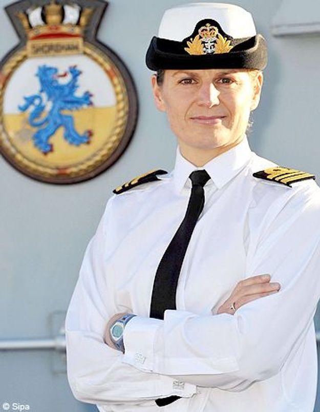 Royal Navy : une femme pour diriger un navire de guerre