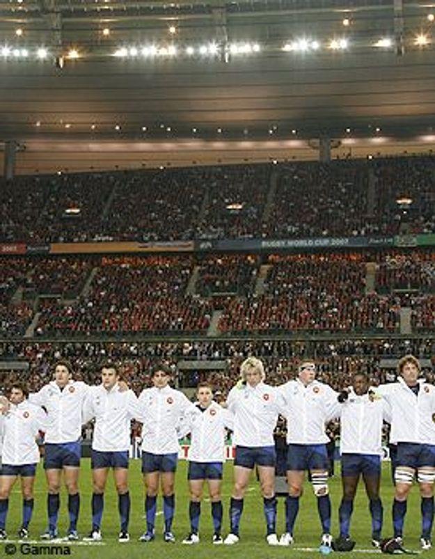 Rugby, je leur lirai les mots bleus…