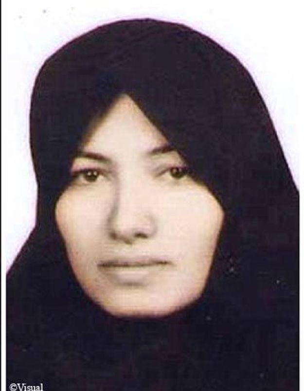 Sakineh, 43 ans, condamnée à la lapidation pour adultère