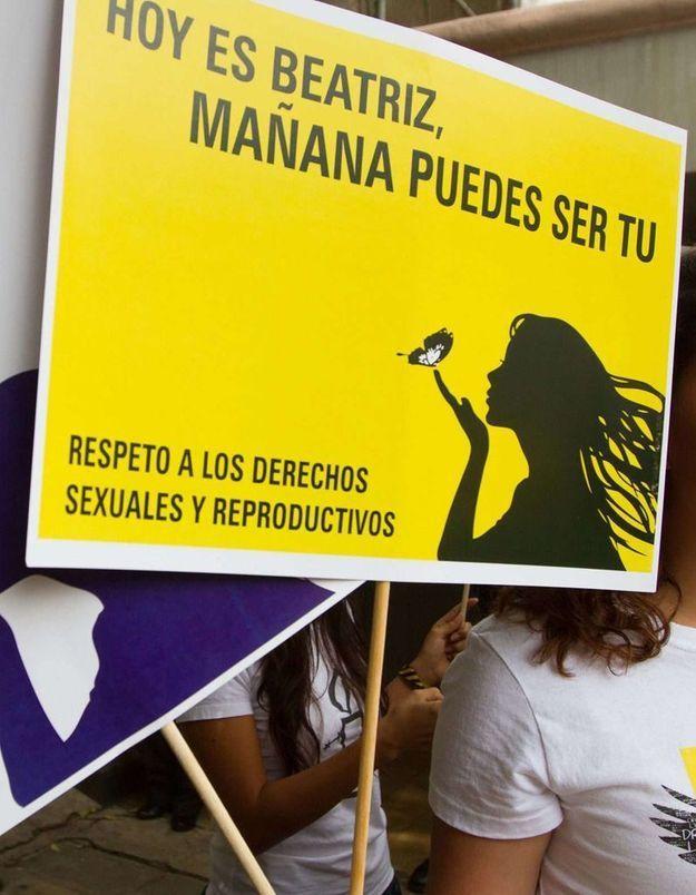 Salvador : la patiente privée d'avortement a subi une césarienne