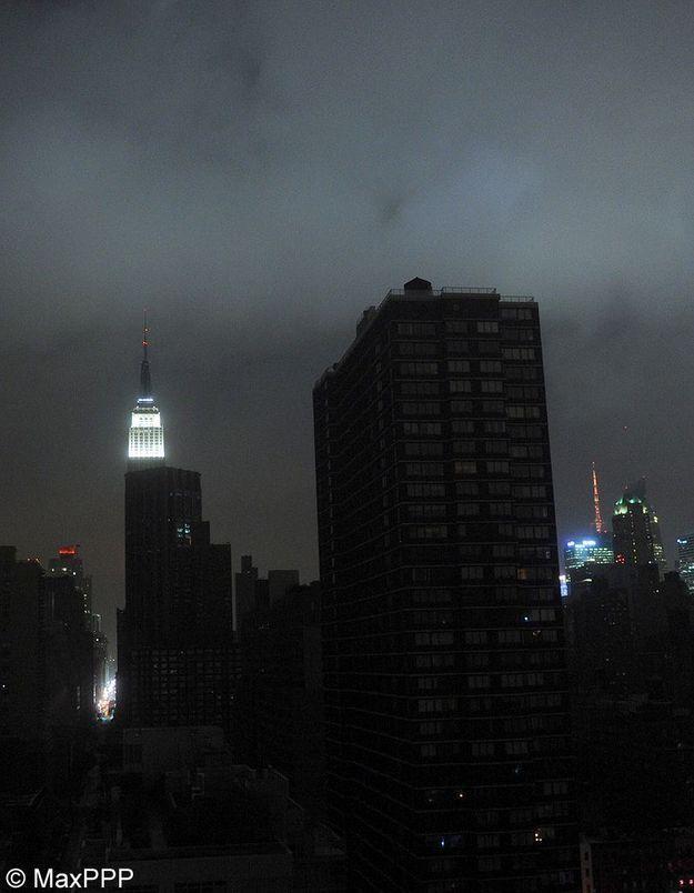 Sandy : A New York, Pierre Bergé et Marc Levy témoignent