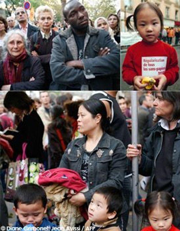 Sans-papiers : France, terre d'écueil