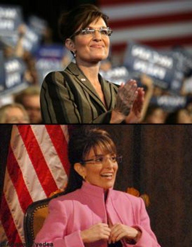 Sarah Palin : un sosie qui dérange ?