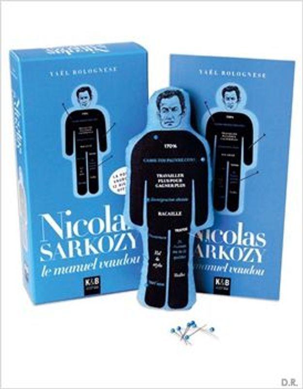 Sarkozy débouté et sa poupée vaudou autorisée
