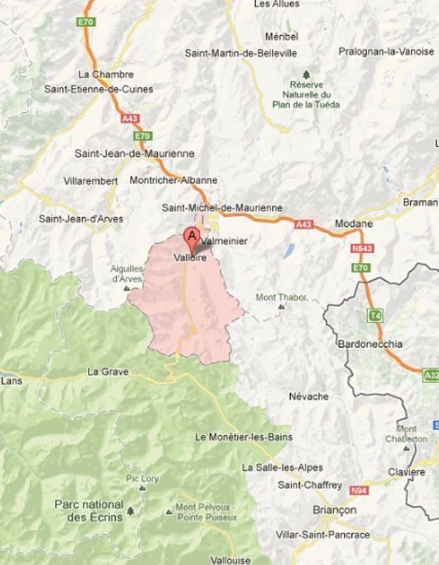 Savoie : une vacancière retrouvée morte