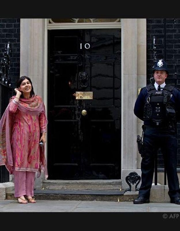 Sayeed Warsi : une Pakistanaise musulmane au gouvernement anglais