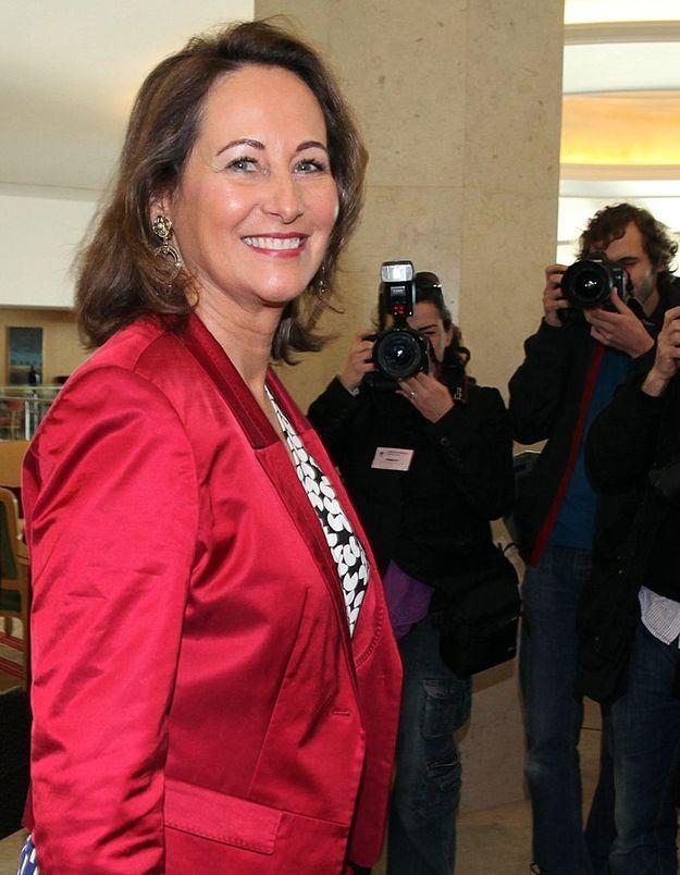 Ségolène Royal nommée vice-présidente de la BPI