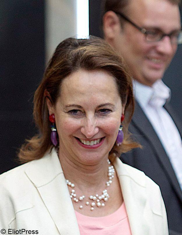 Ségolène Royal rencontre François Hollande à l'Elysée